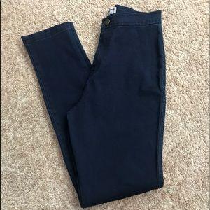 American Apparel Skinny Easy Jean Denim Legging